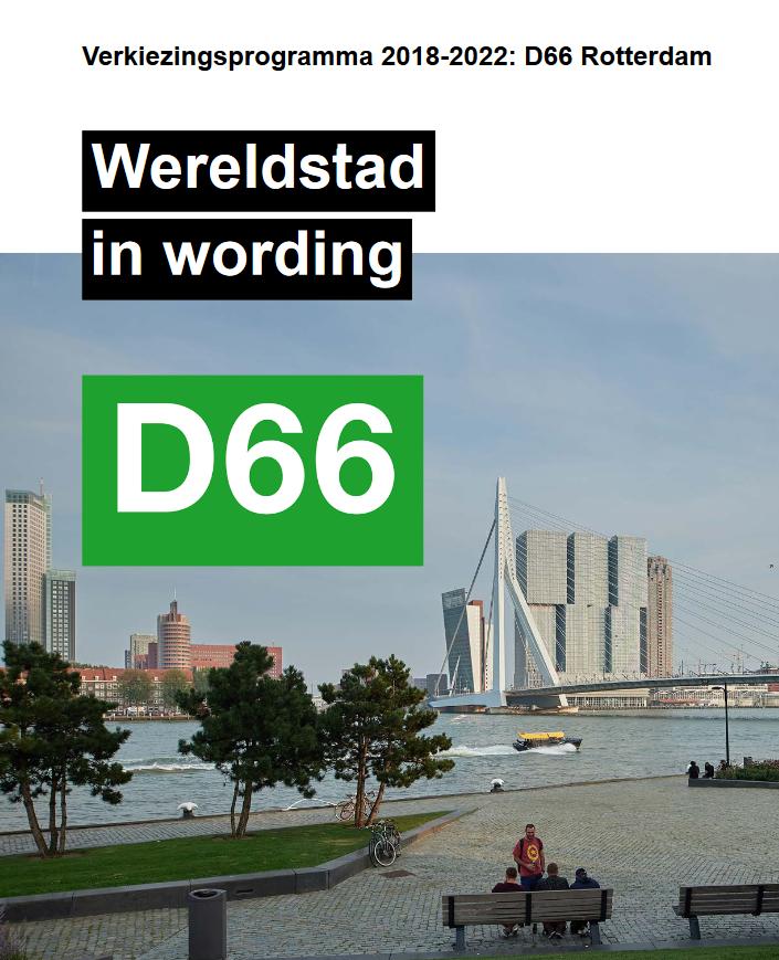 belang rotterdamse haven voor nederland 2018